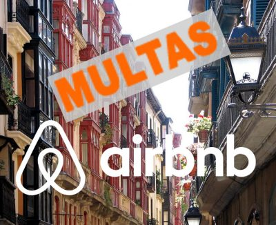 airbnb multas bilbao