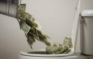 foto tirar dinero