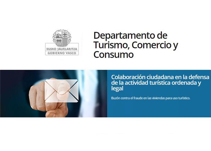 buzon de denuncia vivienda turistica pais vasco