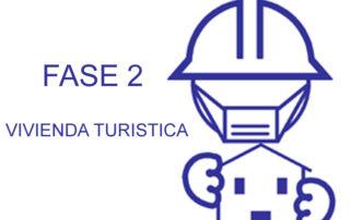 vivienda turitica fase 2 COVID